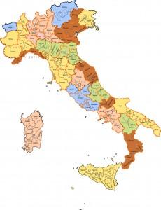 Ecco la nuova Italia del Governo Monti