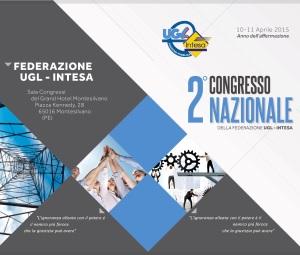 II Congresso Nazionale della Federazione