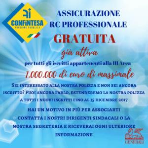 RC professionale GRATUITA