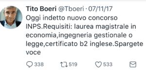 ALTRO ANNO…STESSA VITA!