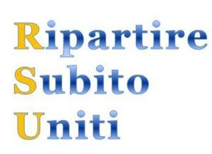 RIPARTIRE SUBITO UNITI
