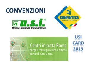 USI CARD 2019