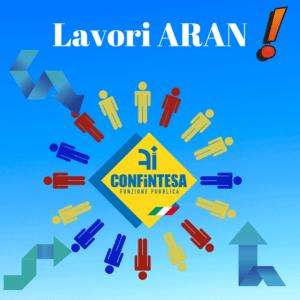 ARAN, LAVORI IN CORSO