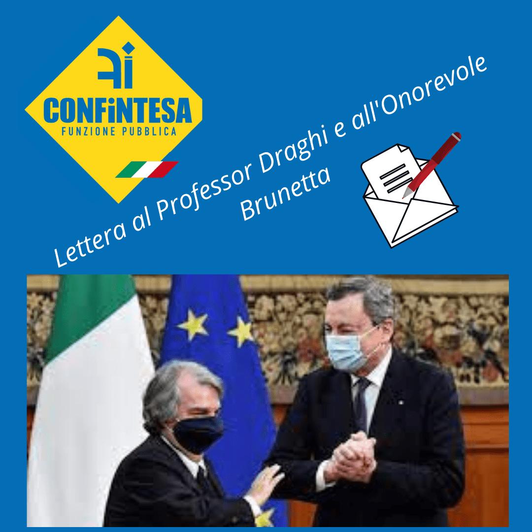 P.A., Prudenzano (Confintesa) : Brunetta incontra i soliti noti