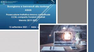 ARAN, riunione sullo smart working